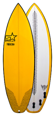 gold coast surfboards - spray 5
