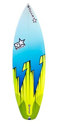 surfboard - spray 10