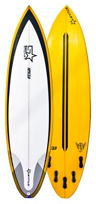 stuart surfboards - spray 3
