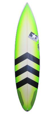 surfboards gold coast - spray 22