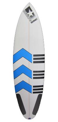 gold coast surfboards - spray 26