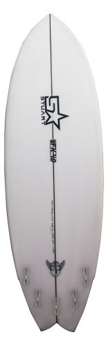 surf shop fx 4 swallow back white