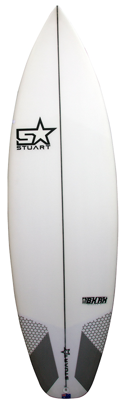surfboards gold coast bender step round front white
