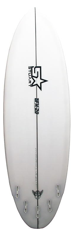 surfboards gold coast fx 2 back white