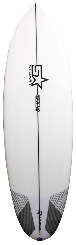 surfboards gold coast fx 4 round front white