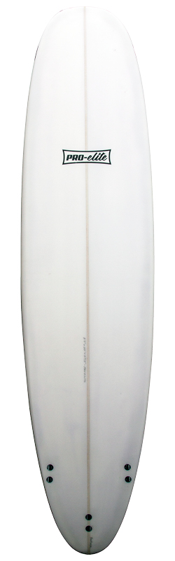 surfboards gold coast pro elite mal back white